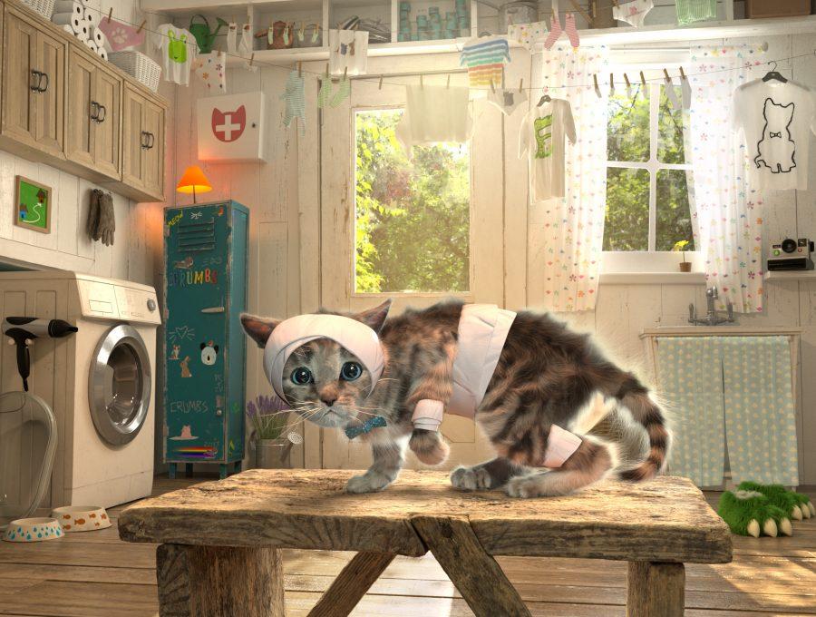 Little Kitten Adventures – Caring Games